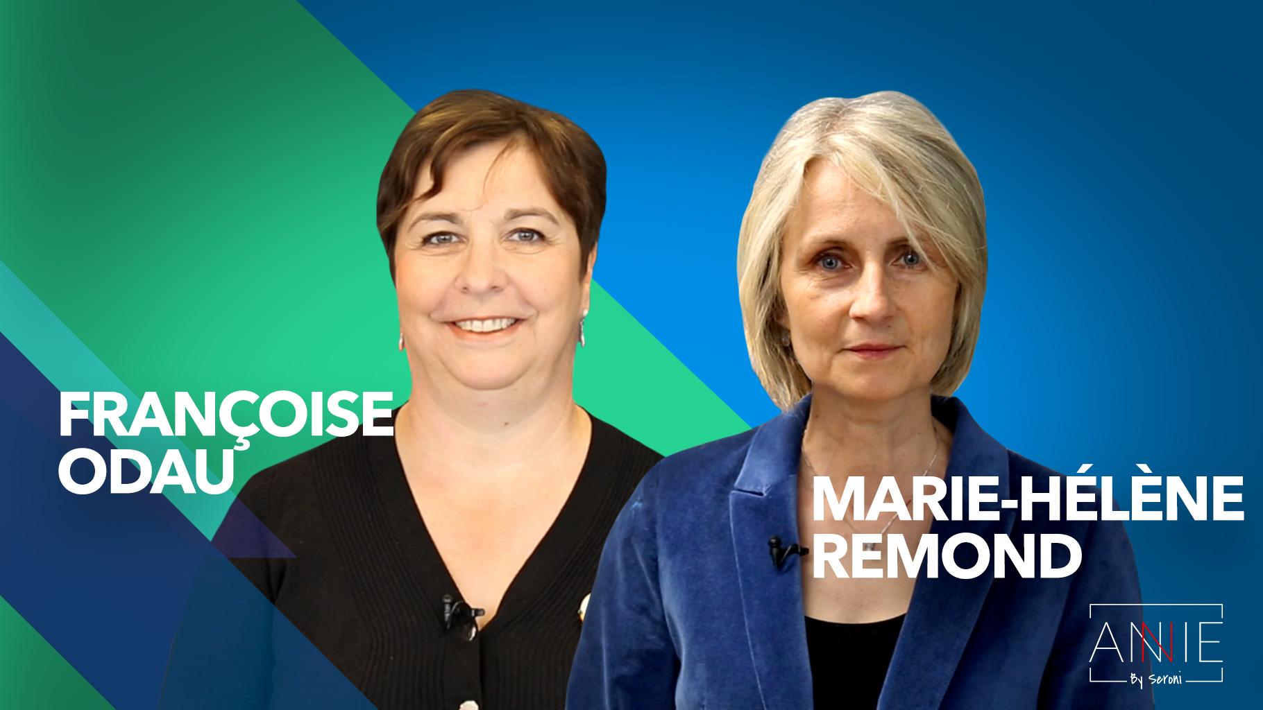 Françoise Odau, Marie-Hélène Remond