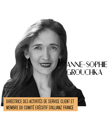 Marraine du Club Marketing & Relation client