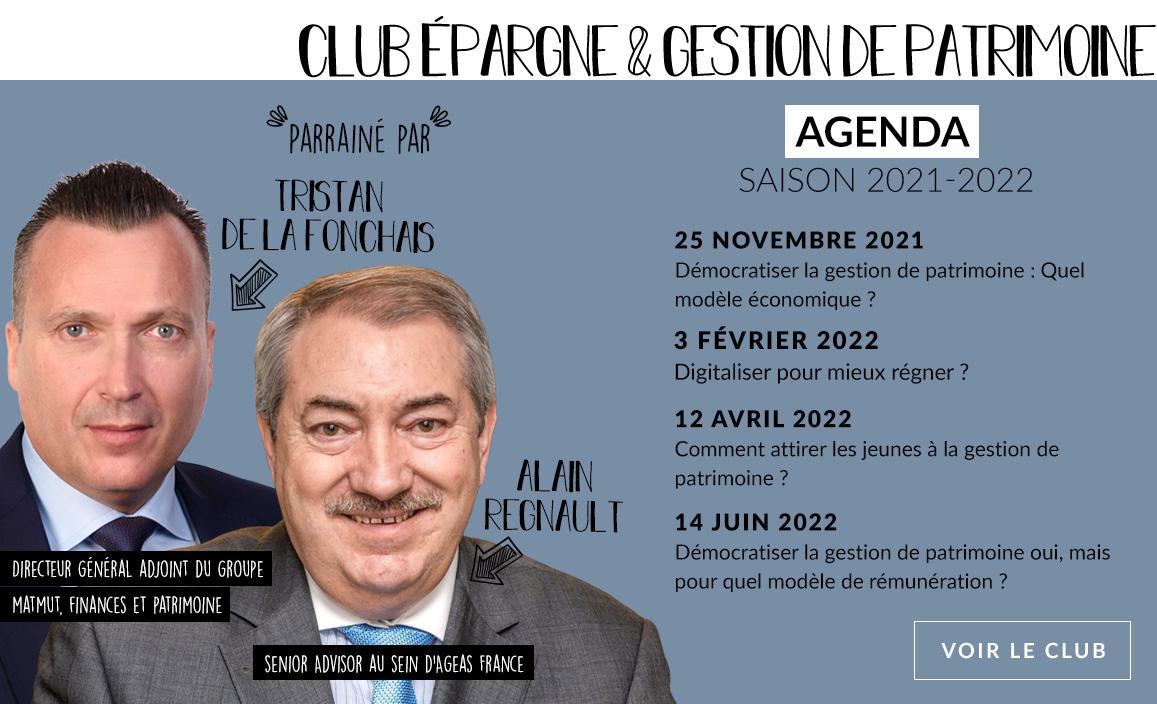 Club Epargne et Gestion de Patrimoine 2021-2022
