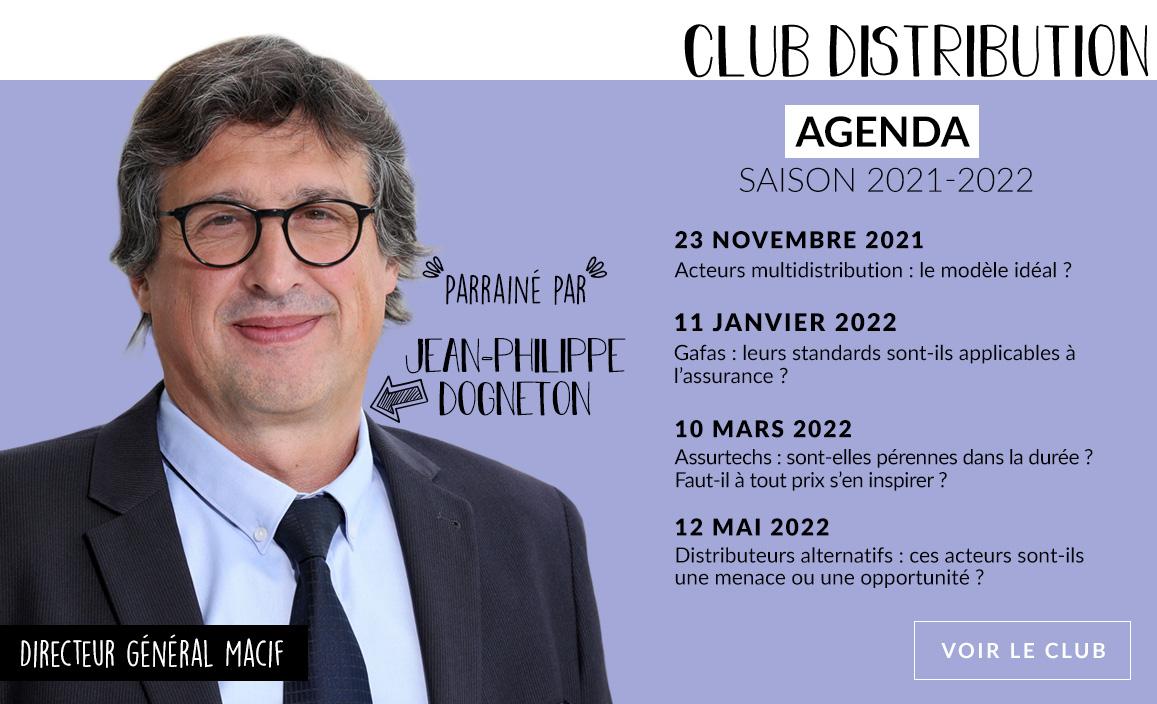 Club Distribution 2021-2022