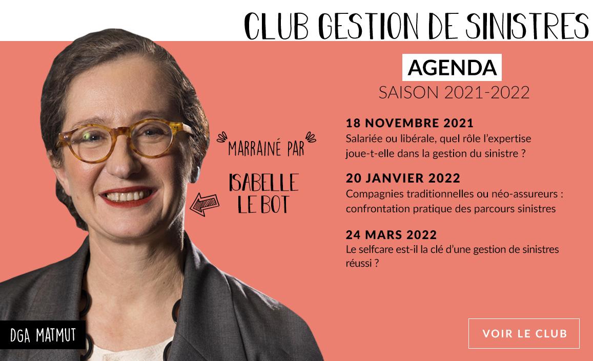 Club Gestion de Sinistres 2021-2022