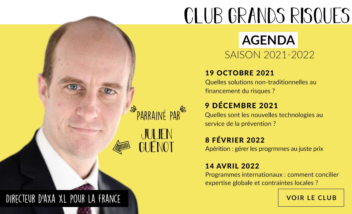 Club Grands Risques 2021-2022