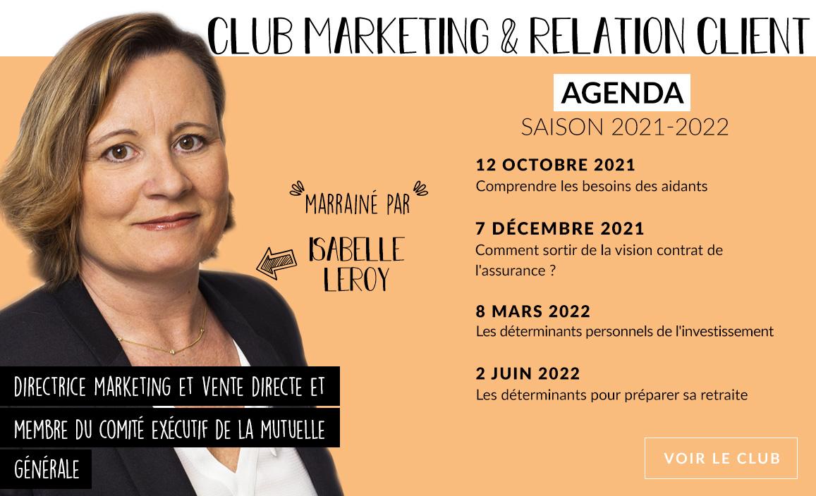 Club Marketing et Relation Client 2021-2022