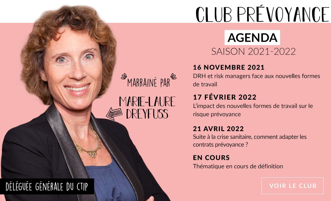 Club Prévoyance 2021-2022