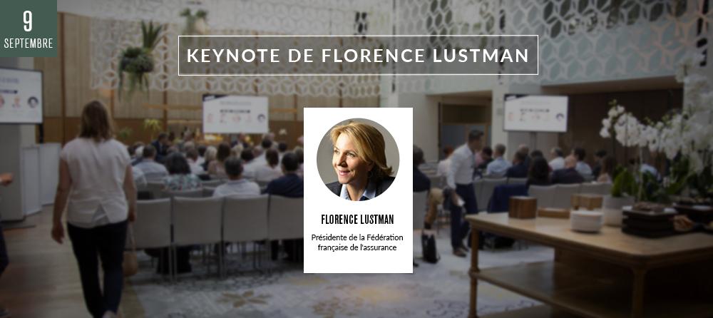 Keynote de Florence Lustman