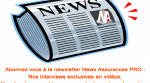 inscription newsletter News Assurances Pro