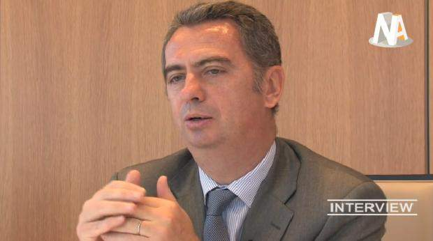 Interview Nicolas Moreau DG axa france