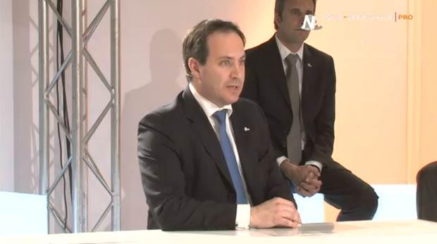 Nicolas Berg Directeur France Torus