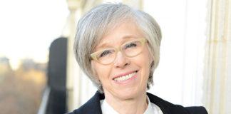 Brigitte Bouquot, présidente de l'Amrae