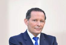 Gérard Bekerman, président de l'Afer