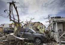 Les dégâts après le passage d'Irma