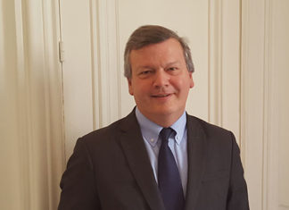 Bertrand de Surmont, président de la CSCA