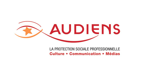 Logo d'Audiens
