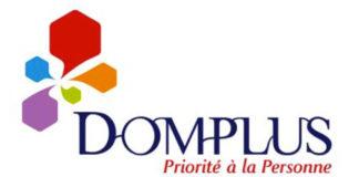 Logo de Domplus Groupe