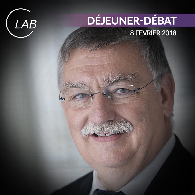Jean-Paul LACAM, CTIP - Au coeur des réformes à venir