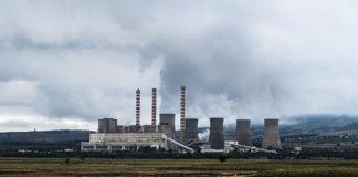 Centrale de charbon