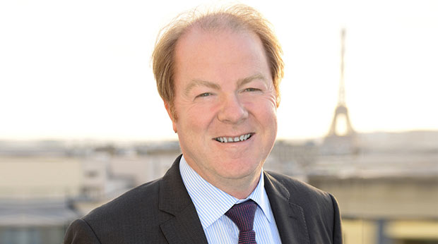 Bertrand Labilloy, directeur général de CCR