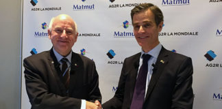 André Renaudin et Nicolas Gomart