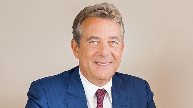 Laurent Belhout, directeur général d'Aon Risk Solutions