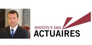 Laurent Griveau, directeur de la Maison des Actuaires