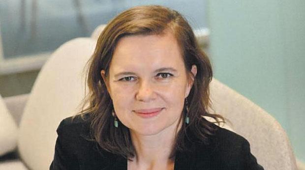 Hélène N'Diaye, directrice générale adjointe Maif