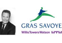 Jean Cazeneuve, client relationship director chez Gras Savoye Willis Towers Watson France