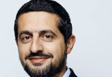 Gilbert Chahine, directeur général d'Axa Partners
