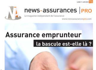 Une du magazine News Assurances Pro - assurance emprunteur