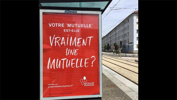 Campagne de communication de la Mutualité Française