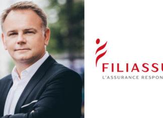 Arnaud Delpierre, directeur général de FIliassur France