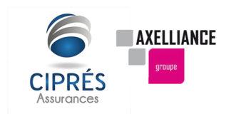 Ciprés Assurances et Axelliance Groupe