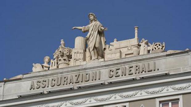 Le siège de Generali