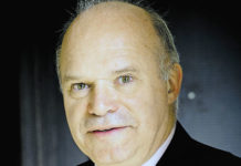 Gilles Dupin, président du conseil d'administration de Monceau Assurances