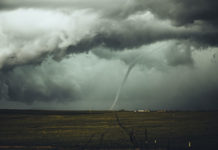 Une tornade aux Etats-Unis