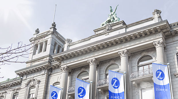 Bâtiment de Zurich Insurance