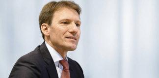Jean-Jacques Henchoz, directeur général de Hannover Re