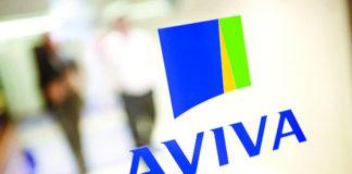 Le logo de Aviva