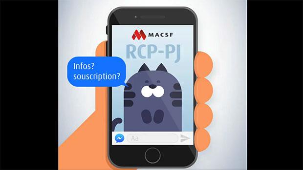 ChatDoc, le chatbot développé par la MACSF