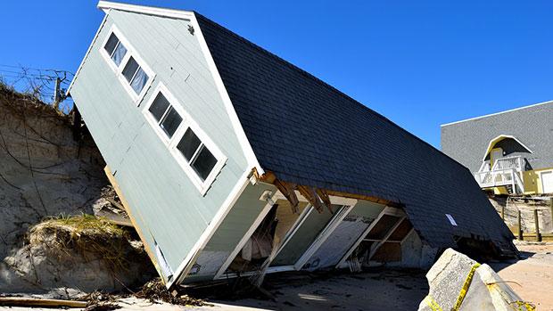 Les dégâts provoqués par l'ouragan Irma
