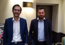 Grégory Kron, DGA de SMA et Jean-David Michel, DGA de Pro BTP