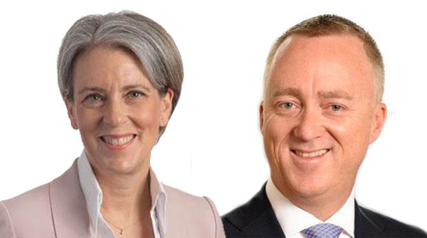 Martine Ferland et David Anderson intègrent la direction de Mercer