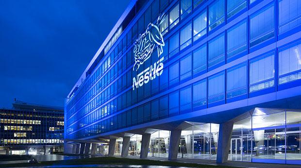 Le siège de Nestlé en Suisse