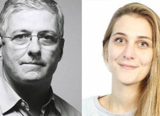 Cyrille de Montgolfier et Alexandra Pollak