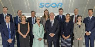 Le conseil d'administration de Scor