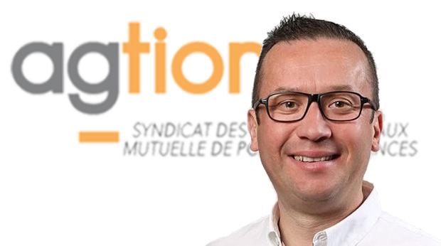 Bertrand Petorin est le nouveau president d'Agtion
