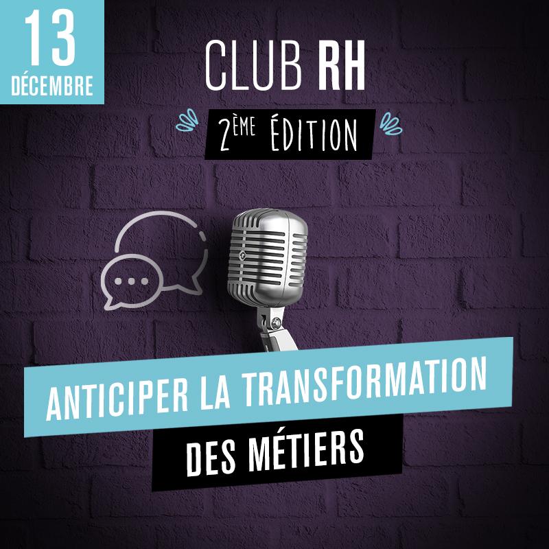 Club Ressources Humaines - 2ème édition