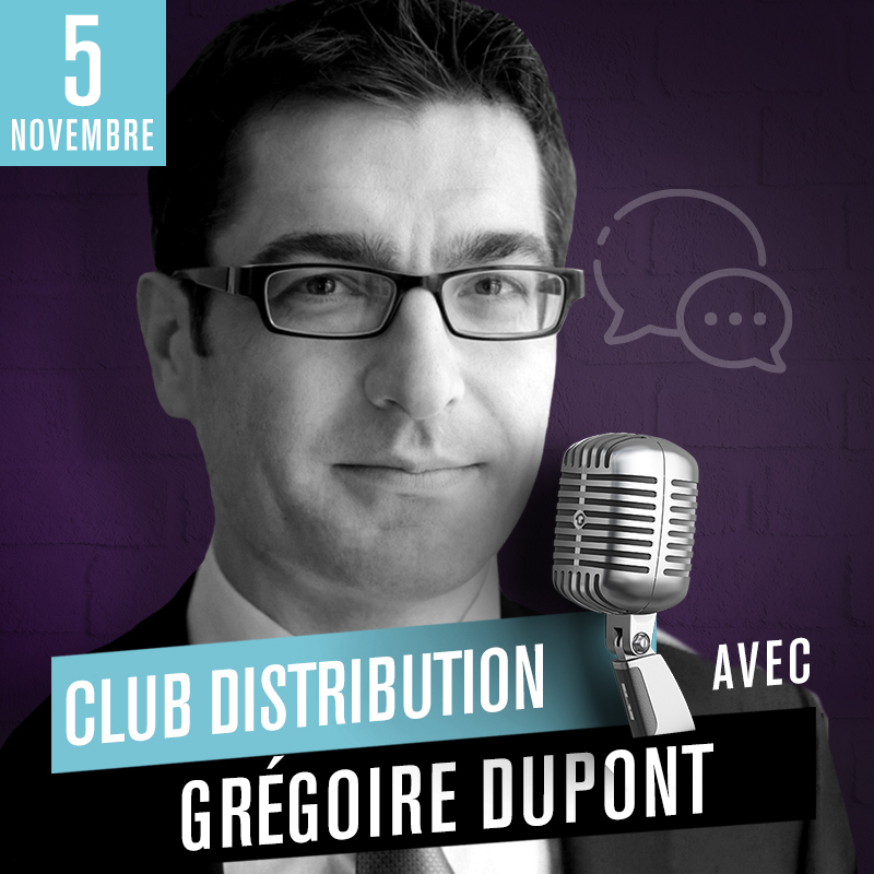 Club Distribution - 1ère édition