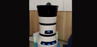 Le robot Diya One