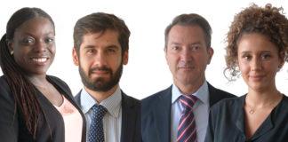 QBE nomme quatre souscripteurs a son bureau parisien