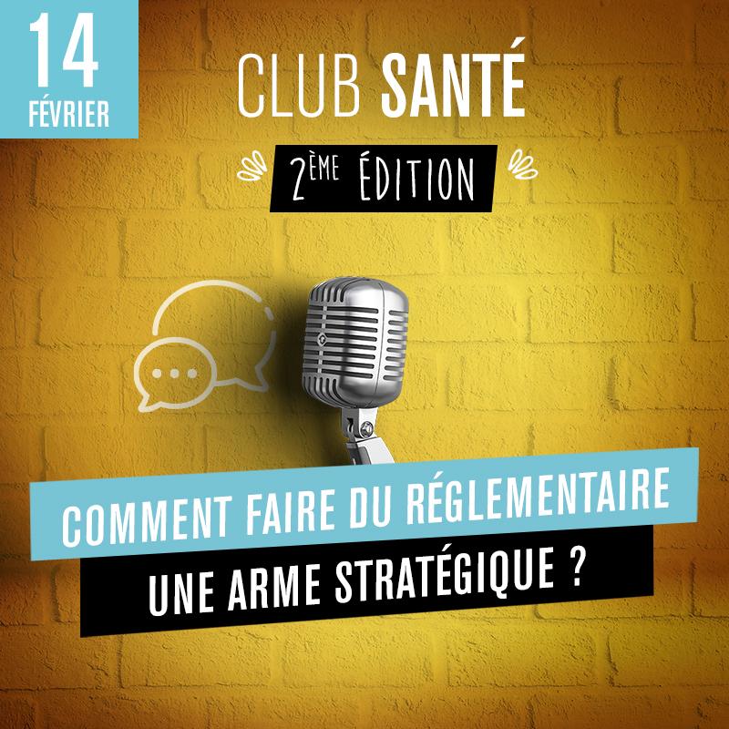 Club Santé - 2ème édition